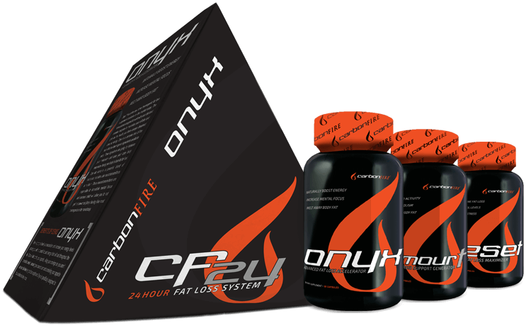 CF24 Fat Burning Stack